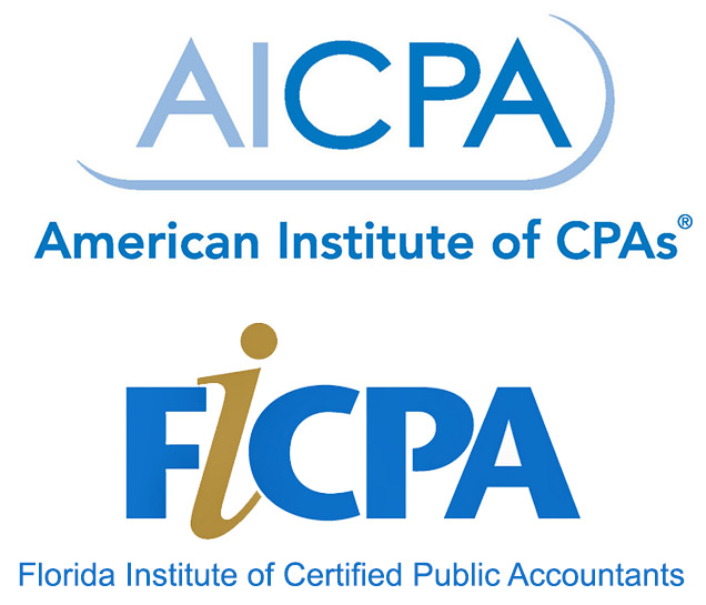 Members of AICPA and FLCPA